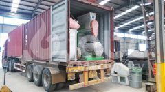 3~5 Ton per Hour Feed Pellet Mill Equipment Exported to Mali