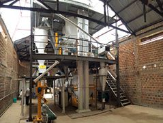2TPH Animal Feed Production Line in Uganda