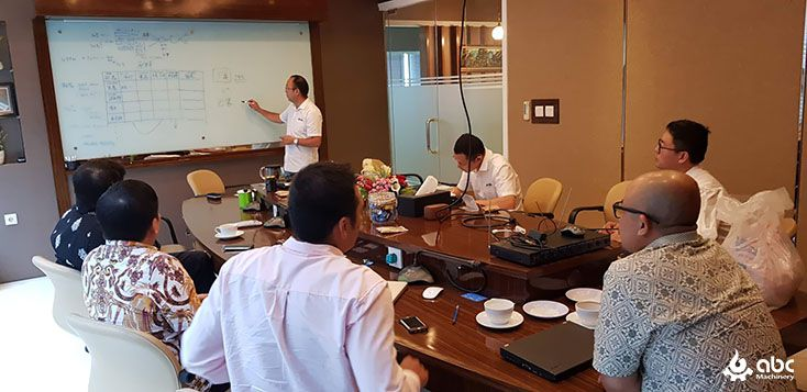 business appointment in Indonesia with our Clients