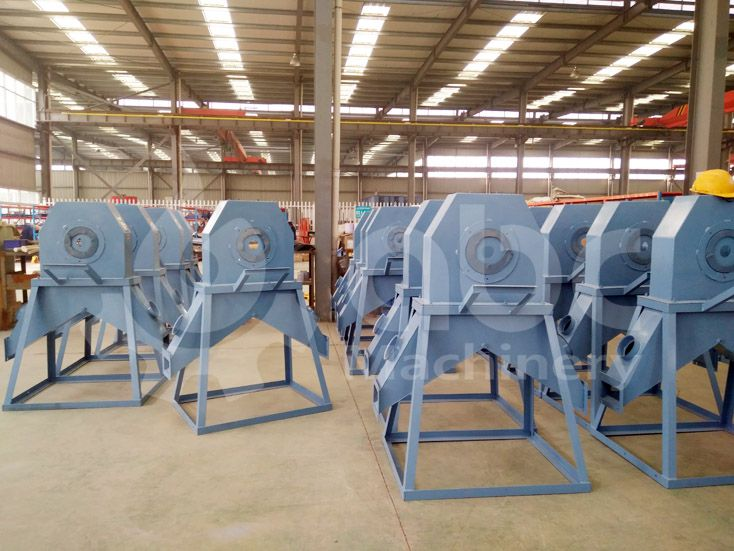 cattle feed crushing machine for small sized feed factory