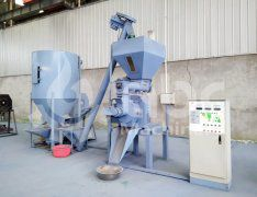 Test-running of Newly Developed Small Cattle Feed Pellet Mill