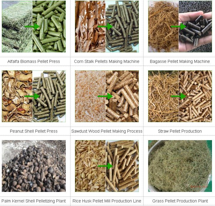 How to make high quality wood pellets pelletization