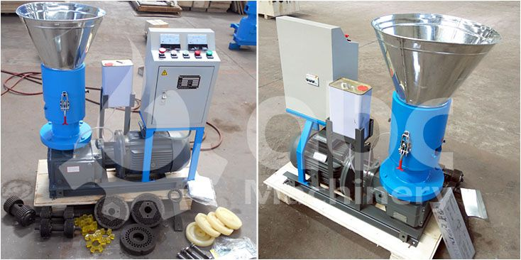 pine wood pellet machinery for making pellets from hardwood