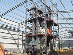 5 ton/h Livestock & Poultry Feed Mill Machinery