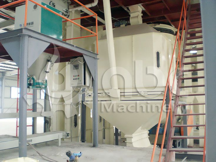 Livestok / Poultry Feed Pellet Machine for 10 ton/h