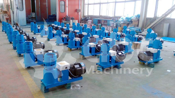 small pellet machines for making chicken feed pellets at home or on farm