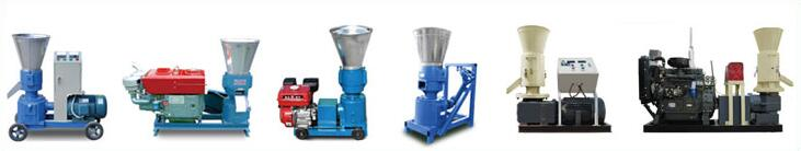 small straw pellet machine