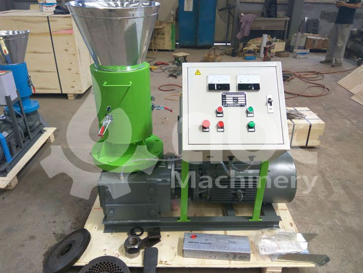 wood pellet manufacturing equipment for sale at factory price