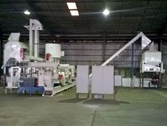 3TPH Wood Pellet Manufacturing System in Malaysia