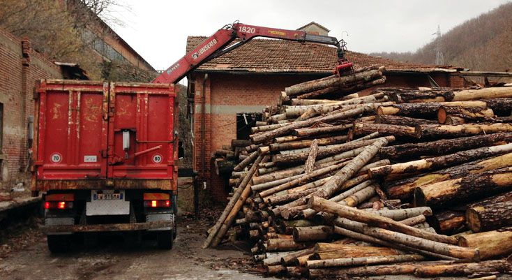 invest in wood pellets manufacturing industry