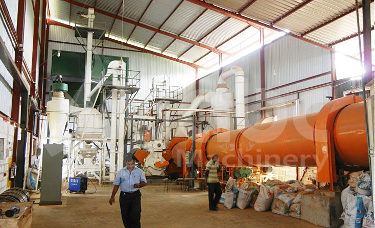 start your own wood pellets production line wit low equipment cost